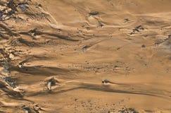 Konstgjorda Martian Terrain Fotografering för Bildbyråer