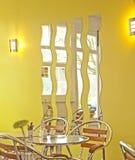 Konstgjort fönster Fotografering för Bildbyråer