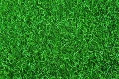 Konstgjort gräs, texturbakgrund för grönt gräs Royaltyfri Foto