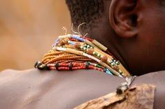 Konsthantverk av Tanzania Royaltyfri Fotografi