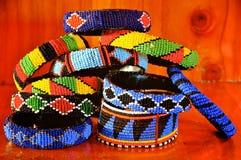 Konsthantverk i Tanzania Royaltyfria Bilder