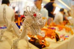 Konsthantverkmöblemang levererar försäljningar Royaltyfri Foto