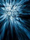konstig stjärna 4 Arkivbild