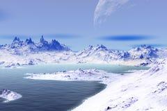 Konstigare planeter Arkivfoton