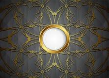 Konstlinje modern bakgrund för stil Royaltyfria Foton