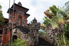 Konstmitt av denpasar Royaltyfri Foto