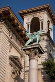 Konstmuseum; Lausanne royaltyfria bilder