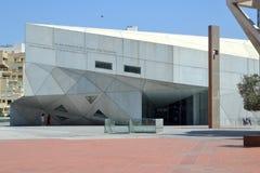 Konstmuseum Tel Aviv, Israel Arkivfoto
