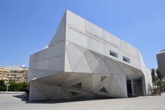 Konstmuseum Tel Aviv, Israel Arkivbilder