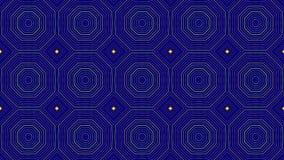 Konstnärlig kalejdoskopisk färgmodell Arkivfoton
