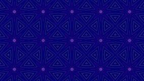 Konstnärlig kalejdoskopisk färgmodell Royaltyfri Bild
