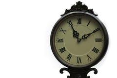 Konstnärlig klocka Arkivfoto