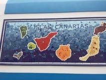Konstnärlig mosaik arkivfoton