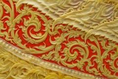 Konstnärlig stearinljusbakgrund Royaltyfria Bilder