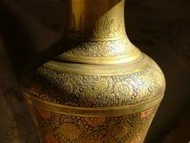 konstnärlig vase royaltyfri bild