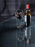 konstnärlig wine Arkivbild