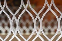 Konstnärligt staket Royaltyfria Foton