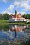 Konstruerat för den ryska storslagna prioryen av beställningen av St John, presenterades den till beställningen av ett dekret av  Fotografering för Bildbyråer