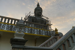 Konstrukcja Buddha Zdjęcia Royalty Free