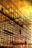 konstruktion Arkivfoton