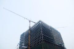 konstruktion Arkivfoto