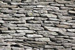 Konstruktion av den forntida väggen Royaltyfri Fotografi