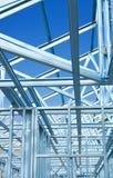 konstruktion som inramniner home nytt Royaltyfria Bilder
