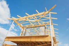konstruktion som inramniner home nytt Fotografering för Bildbyråer