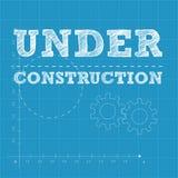 konstruktion under royaltyfri illustrationer