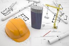 Konstruktionsbegrepp Arkivbilder