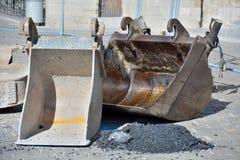konstruktionshammaren tools fönstret Arkivfoto