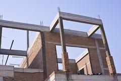 konstruktionshus Arkivfoto