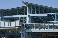 konstruktionshus under Royaltyfri Bild