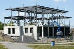 konstruktionslokal Arkivfoto