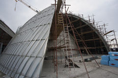 konstruktionslokal Royaltyfri Fotografi