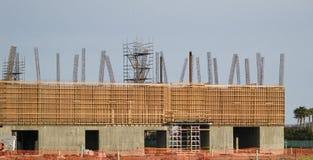 konstruktionslokal Arkivfoton