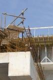 Konstruktionsplats Royaltyfri Bild