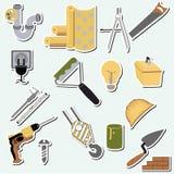 Konstruktionsuppsättning Fotografering för Bildbyråer