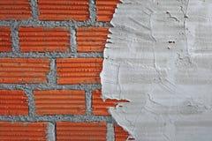 Konstruktionsväggtextur Royaltyfri Foto
