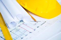 -Konstruktionszeichnungen Lizenzfreie Stockbilder
