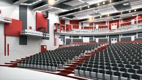Konstruktywistyczny teatr Obrazy Royalty Free