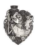 Konstskalledag av dödaen