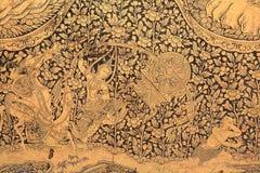 konstskulptur av en gud, en häst och en blom- modell Arkivfoton