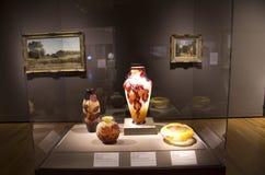 Konstverk Seattle Art Museum Royaltyfri Fotografi