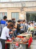 Konstzon för Peking 798 Royaltyfria Bilder