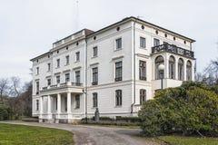 Konsul Perssons别墅Hus 免版税图库摄影