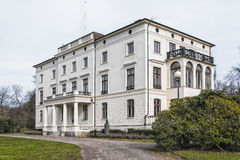 Konsul Perssons Villa Hus Royalty Free Stock Photography