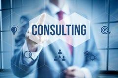 konsultera för affär