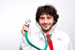Konsultera för doktor Royaltyfri Bild