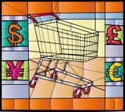 konsumeryzm Obraz Stock